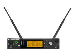 Electro-Voice RE3RX5H UHF Wireless Half Rack Space Diversity Extender (Receiver) with LCD/560-596MHz
