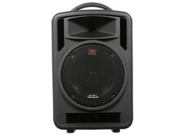 Galaxy Audio TV10-CT20HH00 TV10 Traveler Portable PA System w CD Player (SD Card/USB In) Audio Link Tranx/UHF Rx/2-Handheld Tranx