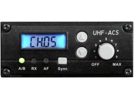 Galaxy Audio TV5-REC 16/96 channel UHF Extender (Reciever) Control for TV5X/5i