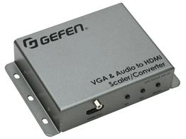 Gefen EXT-VGAA-HD-SC VGA and Audio to HD Scaler / Converter