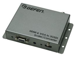 Gefen EXT-HDVGA-3G-SC HDMI and VGA/Audio to 3GSDI Scaler / Converter