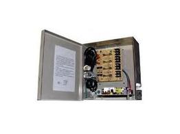 ICRealtime PWR-4AC-4A 4 Ch 12VDC/4 amp UL Listed Power Distribution Box