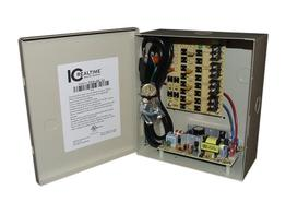 ICRealtime PWR-4DC-4A 4 Channel Fused Power Distribution Box/12Vdc/4 Amps
