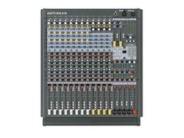 Inter-M IMX-416 16-Input Mixing Console/4 Stereo Inputs with 4-Band Equalizers