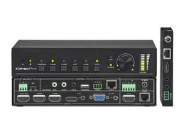 KanexPro SW-HDSC51HDBT HDBaseT Seamless Presentation Switcher/Scaler with 5 Inputs