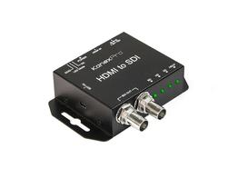 KanexPro SDI-HDSDXPRO HDMI to SDI Converter with Signal EQ and Re-Clocking