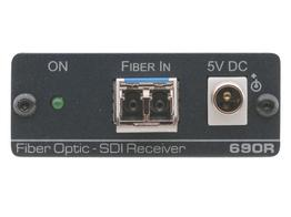 Kramer 690R 2-Channel 3G HD-SDI Fiber Optic Extender Receiver