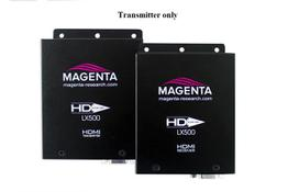 Magenta Research 2211123-01 HD-One LX500 HDMI UTP Extender (Transmitter) 500 ft with IR/RS-232