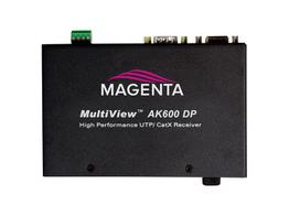 Magenta Research 2620018-04 Multiview II VGA/Analog 600ft Extender (Receiver)/Duplex Serial and Stereo Audio