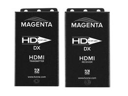 Magenta Research 2211079-03 HD-One DX HDMI 4K UHD HDBaseT Extender (Transmitter/Receiver) Kit 328 ft