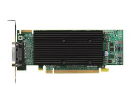 Matrox M9120-E512LPUF M9120 512MB PCI Express x16 Low-Profile Graphics Card