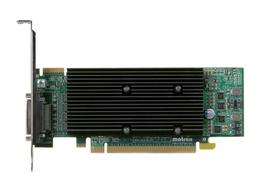 Matrox M9140-E512LAF M9140 Low-Profile PCIe x16 Graphic Display Card