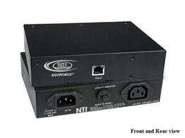 NTI e-aclm-p8 8A Rated Load/10A Maximum/220V AC Power Monitor with Relay