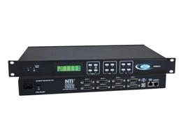 NTI sm-4x4-dvi-lcd 4x4 DVI Video Matrix Switch