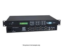 NTI sm-8x8-dvi-lcd 8x8 DVI Video Matrix Switch