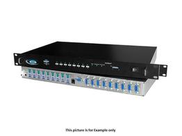 NTI keemux-p4-rs 4-Port VGA PS/2 KVM Switch with RS232