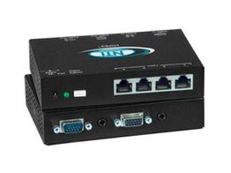 NTI vopex-c5v-4c 4-Port VGA Splitter/Extender via CATx to 600ft