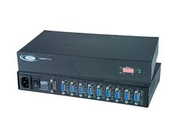 NTI se-15v-8-rs VGA Video Switch with RS232/8 Computers Between 1 Monitor