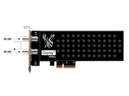 Osprey 95-00498 Dual 3G SDI Second Input Capture Card with Loopout (925)