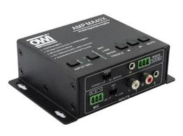 OWI AMPMA40X Digital Mini Amplifier/Mic Mixer with Remote Control