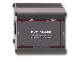 RDL AV-HK1X HUM KILLER Audio Isolation Transformer/XLR input and output