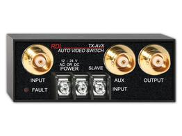 RDL TX-AVX 2x1 BNC Automatic Video Switch