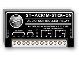 RDL ST-ACR1M Microphone-Level Controlled Relay