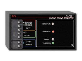 RDL TX-PSD1 Paging Sound Detector