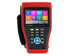 SavvyTech Security MC430-5-IP-P 4.3 inch 4MP IP and Analog Camera Tester