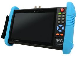 SavvyTech Security MC700-5-IP-P 7 inch Touch Screen Tester 5 In 1 IP/AHD/TVI/CVI/Analog