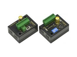 SECO-LARM EVT-AB1 Active Video Balun/Extender (Transmitter/Receiver) Set with Data/Surge Protection/Interlocking
