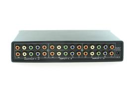 Shinybow SB-5470 4x2 Component Video HDTV Matrix Switcher/Splitter SILVER color