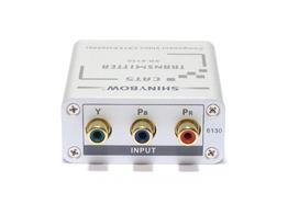 Shinybow SB-6130T CAT5 - COMPONENT VIDEO (YPbPr) HDTV Extender (Transmitter)
