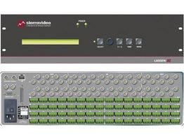Sierra Video 3232HDSR-XL 32 x 32 HD-SDI and Stereo Audio Matrix Switcher with Redundant Power Supply