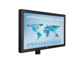 SunBriteTV DS-4717TSL-BL 47in Pro Series Outdoor Touch Screen Signage  Black