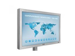 SunBriteTV DS-4717TSL-SL 47in Pro Series Outdoor Touch Screen Signage silver
