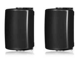 Tannoy AMS 5DC 5 inch Dual Concentric Surface-Mount Loudspeaker/Black/Pair