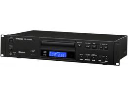 TASCAM CD-200BT Professional Single CD Player with Bluetooth/AptX Codec