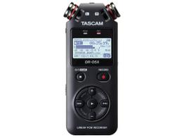 TASCAM DR-05X Omnidirectional Stereo Handheld Digital Audio Recorder and USB Audio Interface