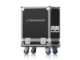 Turbosound TLX43-RC4 Road Case for 4 TLX43 Line Array Elements