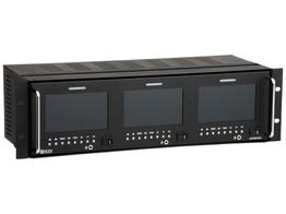TV One LM-503HDA Tripple SD/HD-SDI/RGBHV/YPbPr/CV/YC 1080p Rackmountable Monitor