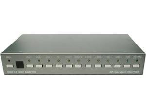 A-NeuVideo ANI-5300 PC/Video/HD to HDMI V1.3 Switcher