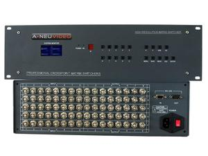 A-NeuVideo ANI-RGB2408 24x8 RGB Serial Matrix Switcher