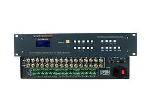 A-NeuVideo ANI-V404-A 4x4 High-Performance Composite Video Matrix Switcher w Audio