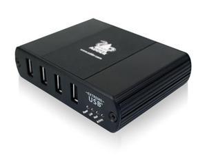 Adder C-USB-LAN-RX-US USB2.0 over Gigabit Ethernet LAN Extender (Receiver)