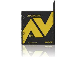 Adder ALAV100P Adder ALAV100P-US Full HD VGA extender with Audio over CAT5 up to 1000ft