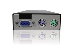 Adder X2-SILVER/R X2 Silver KVM and RS232 Extender Receiver Unit up to 1000ft