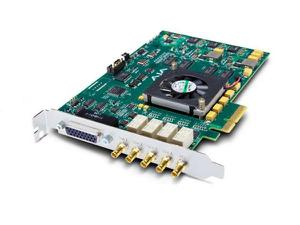 AJA Z-OEM-CRV-24-R3 Corvid 24 2nd Gen PCIE 4 channel I/O with bypass and independent control/no cables