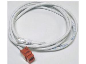 Altinex CM11359 6ft CAT6/RJ-45 F/M SNAP IN ASSEMBLY Cable (Orange)