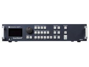 Analog Way SMX250 10x2 DVI/Analog Seamless Matrix Scaler with Native Hi-Resolution Outputs